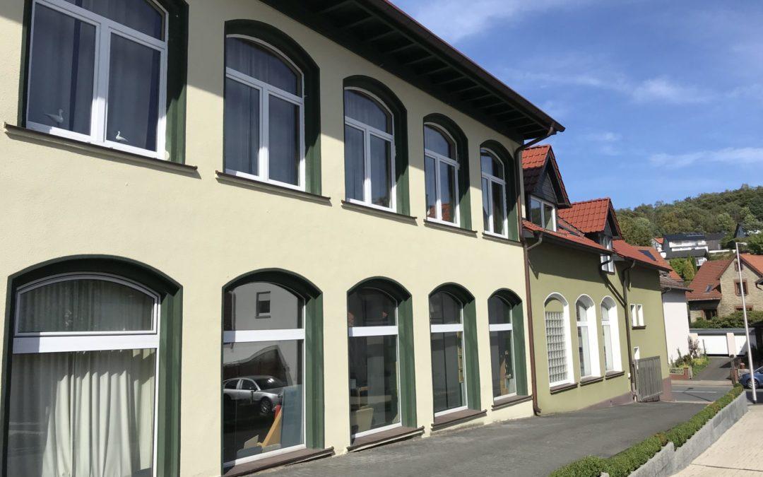 Loft mit Oldtimer Garage im Luftkurort Oerlinghausen Ideal auch als Gewerbehalle für nicht störendes Gewerbe